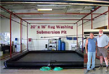At Airloom Oriental Rug Washing Co