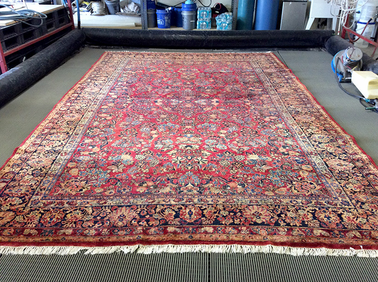 Airloom Oriental Rug Washing Co. - Photo Gallery